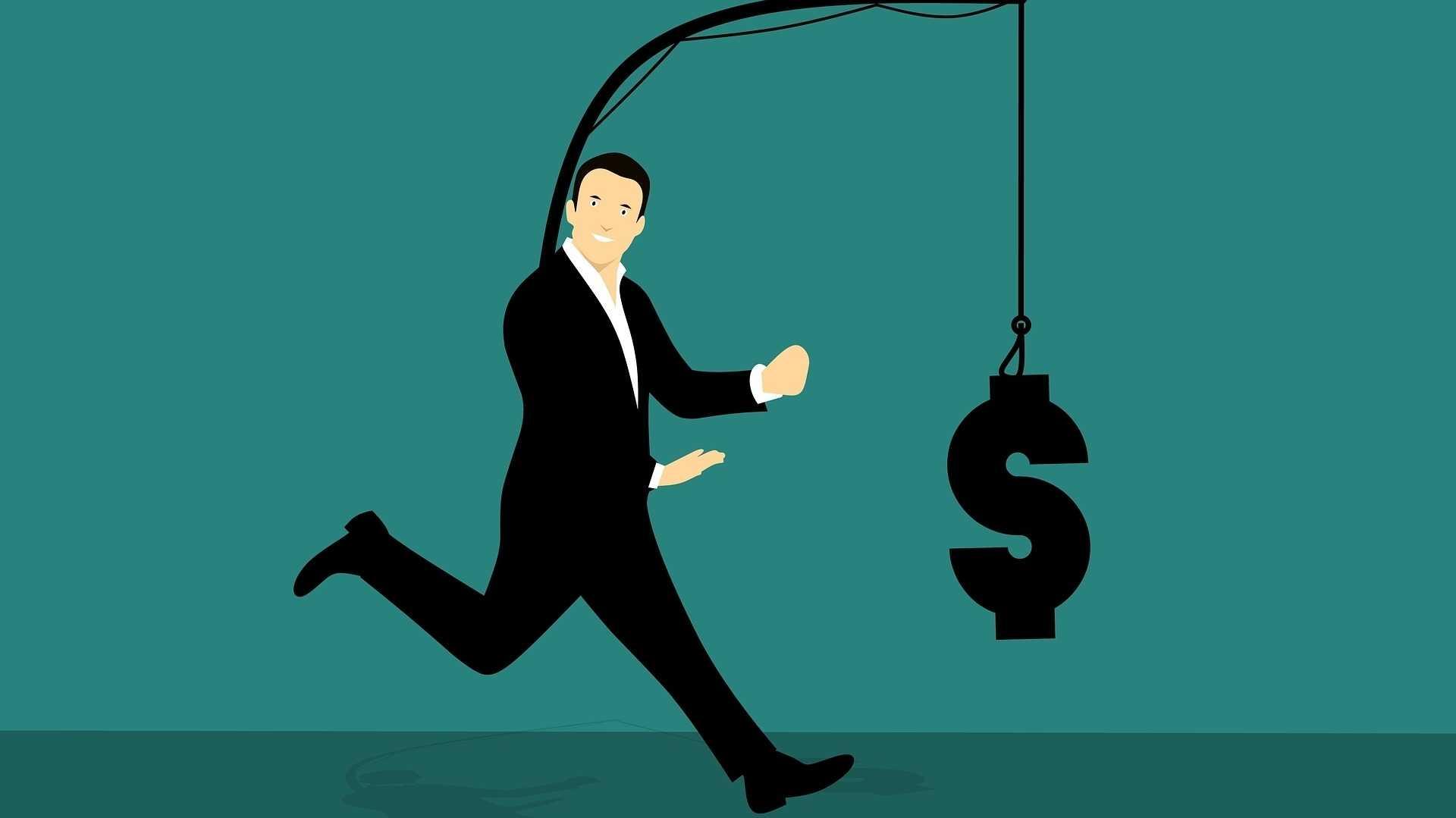 IT-Gehälter: Chef sollte man sein