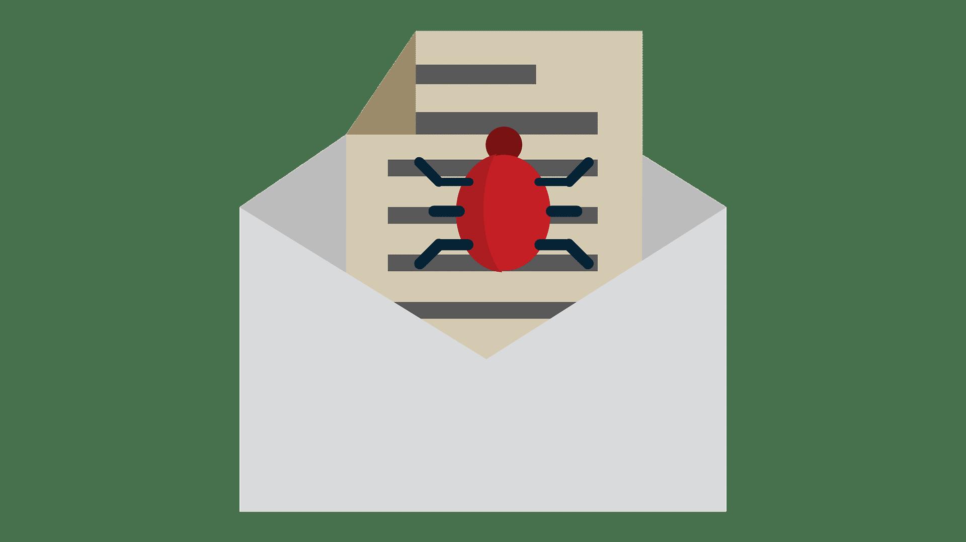 Vorsicht vor Betrüger-Mails mit gefälschten PDF-Rechnungen