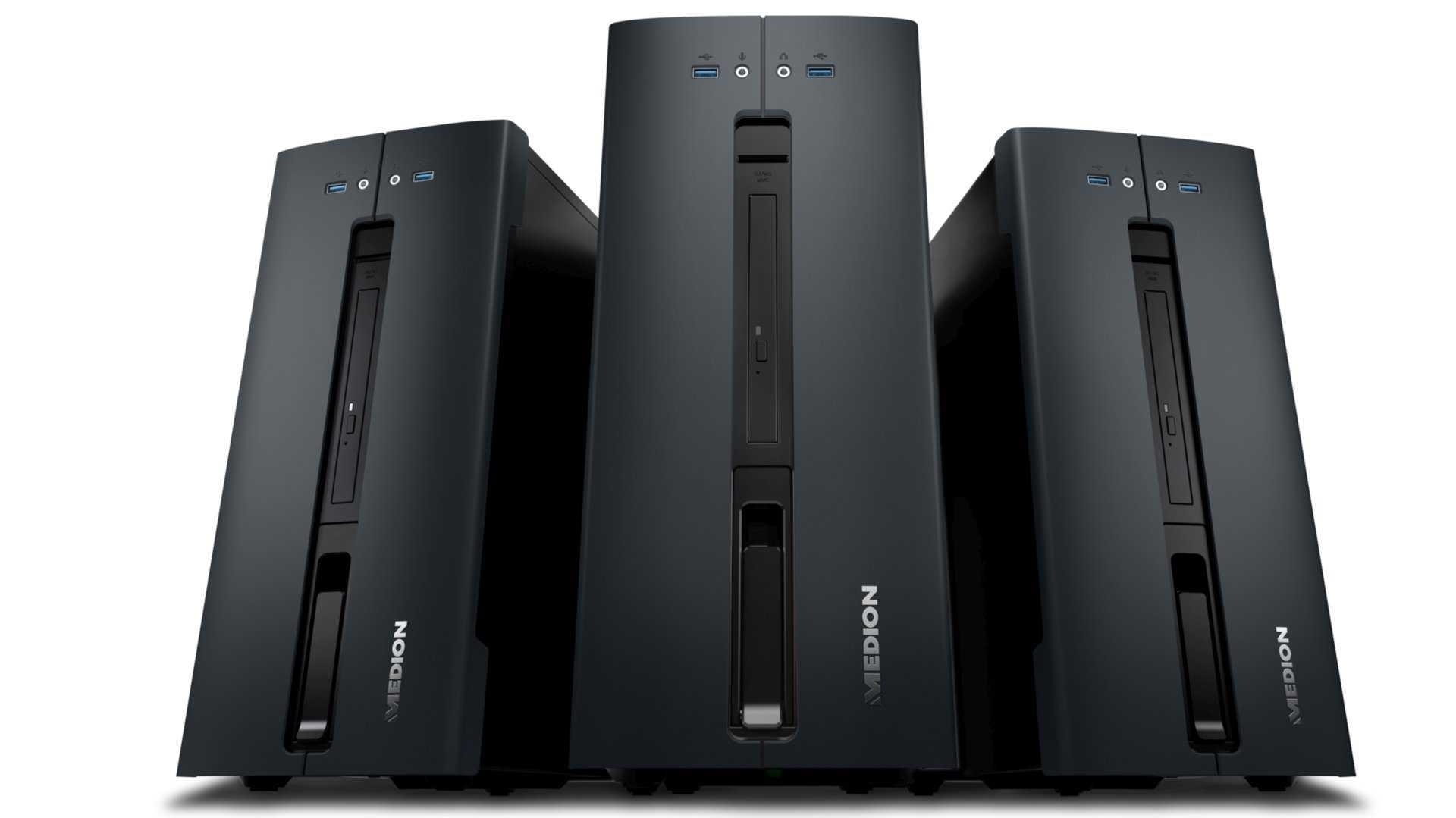 Aldi-PC mit AMD Ryzen und NVMe-SSD für 500 Euro