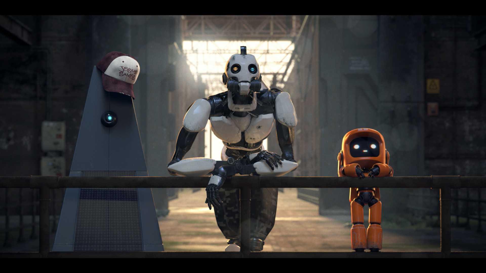 Love, Death + Robots: Splatter mit Charme