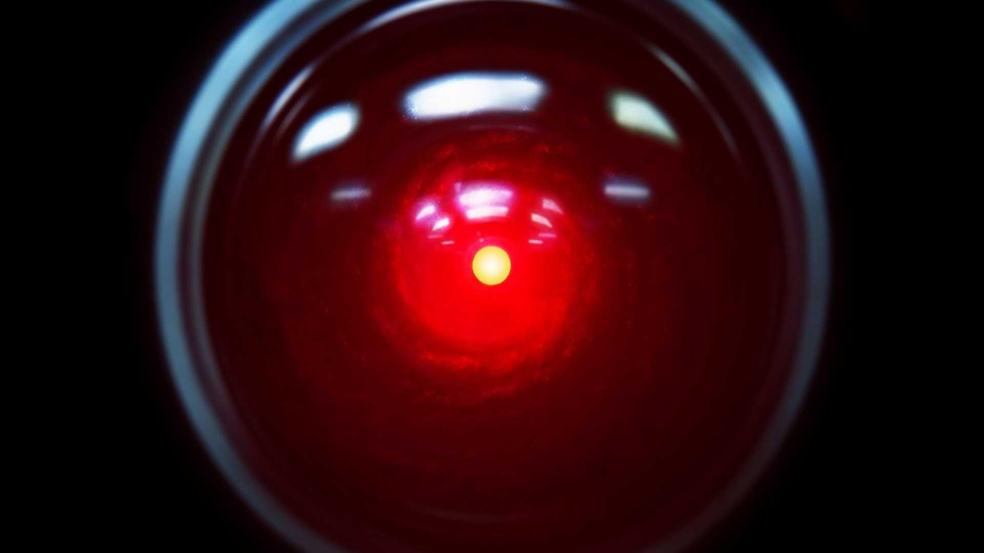 HAL 9000, Odyssee im Weltraum, 2001
