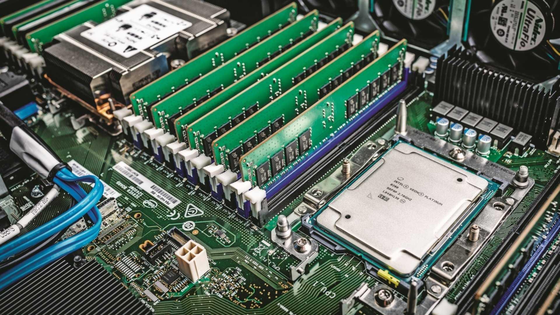 Intel bringt zweite Generation des Xeon-SP: Cascade Lake