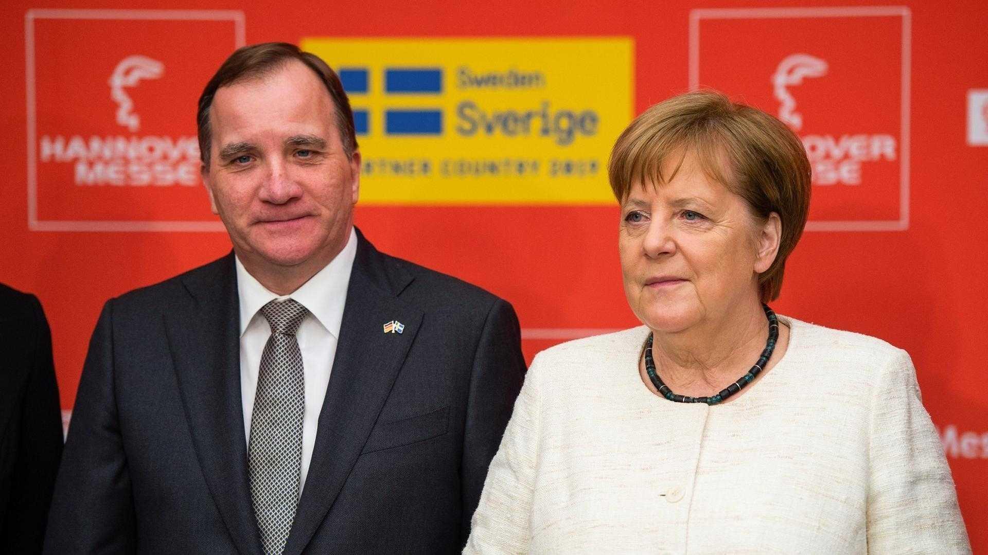Hannover Messe beginnt mit Europa-Appellen