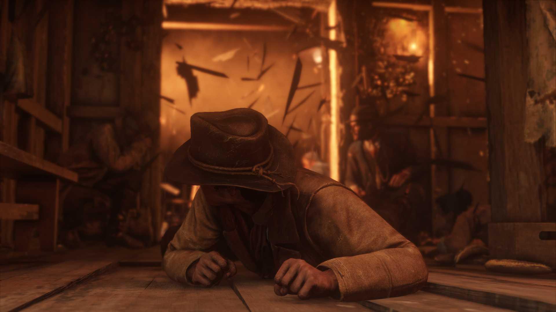 Red Dead Redemption 2: Take-Two zieht Klage gegen Pinkerton zurück