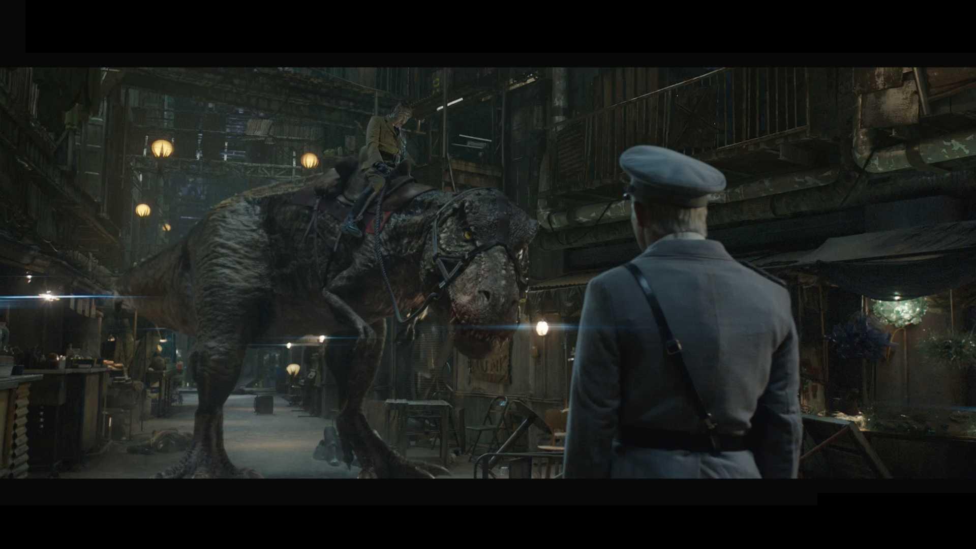 In seinen VFX-Studios in Stuttgart und Frankfurt arbeitete Pixomondo die Prävisualisierung zu einem fotorealistischen Effekt aus.