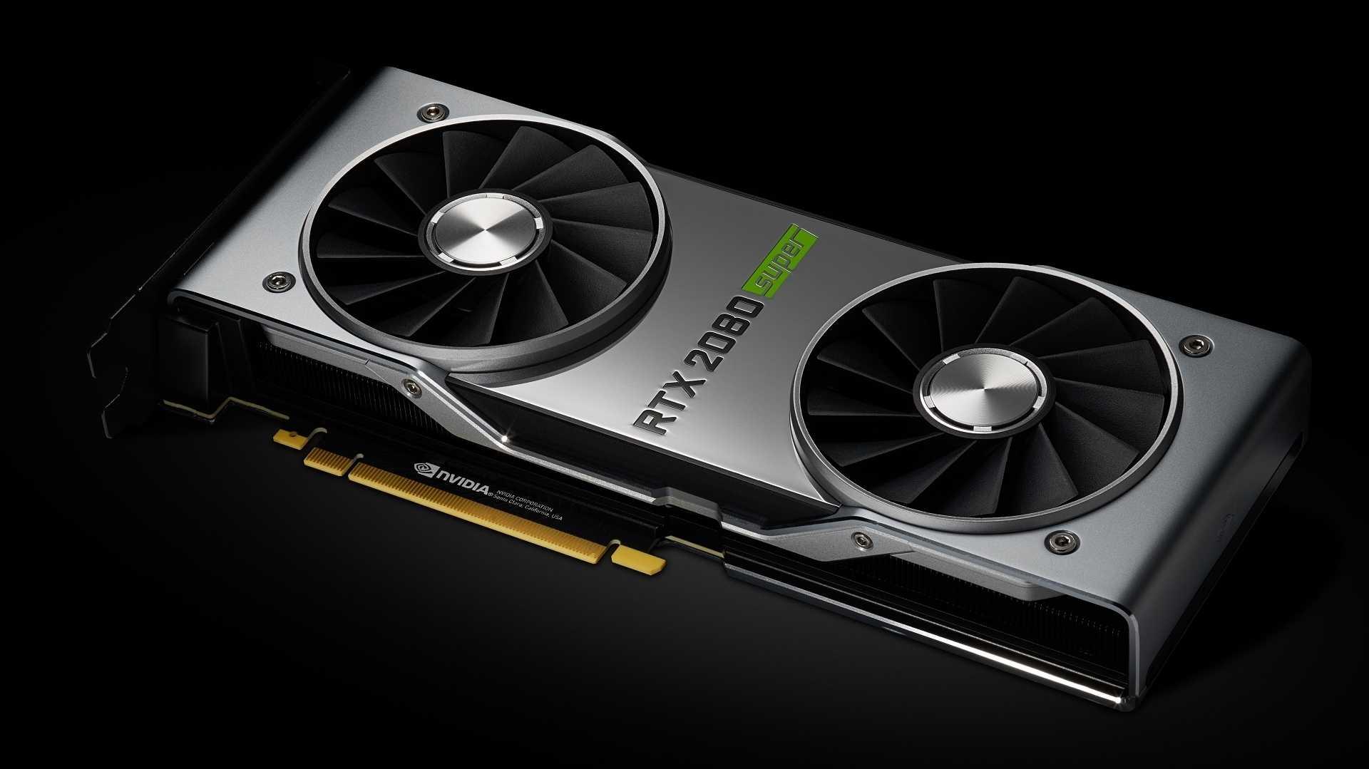Nvidia veröffentlicht GeForce-Treiber für RTX 2080 SUPER und Wolfenstein