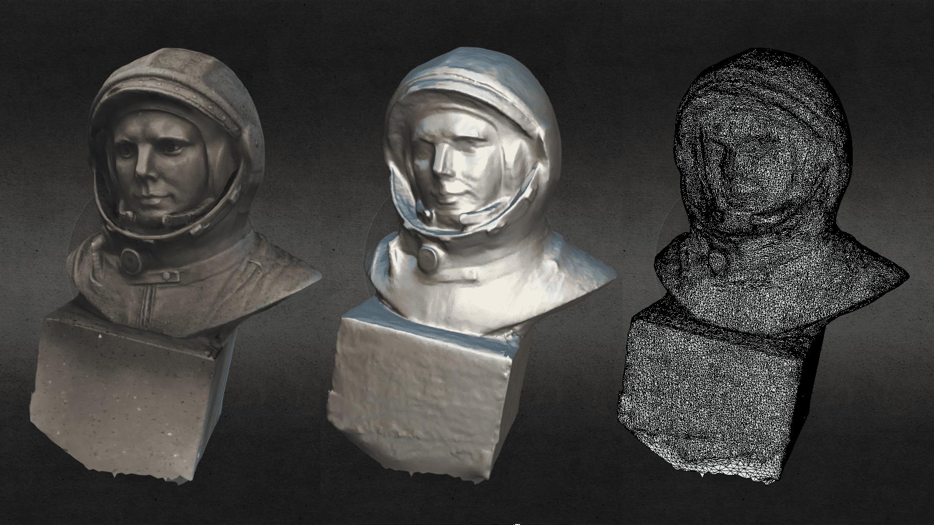 Ausprobiert: Photogrammetrie-3D-Scanner-App Trnio