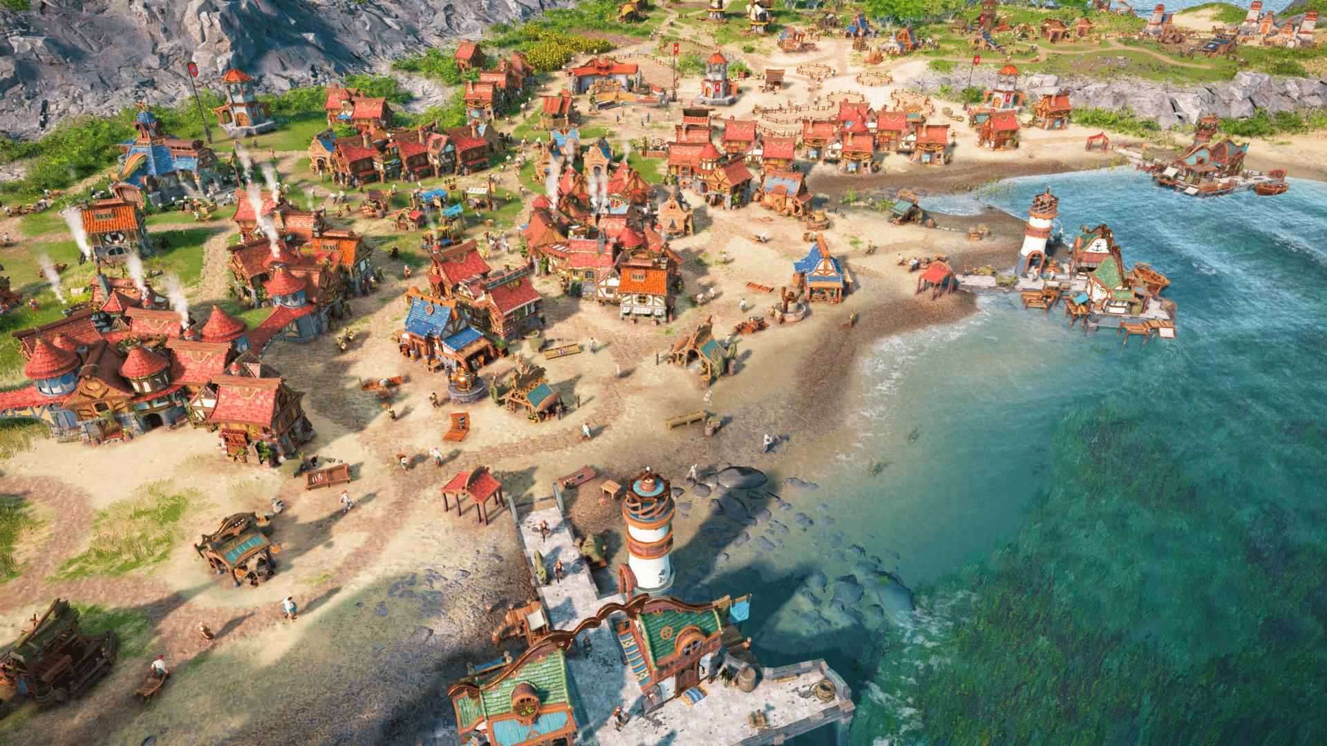 Die Siedler wird erneut verschoben