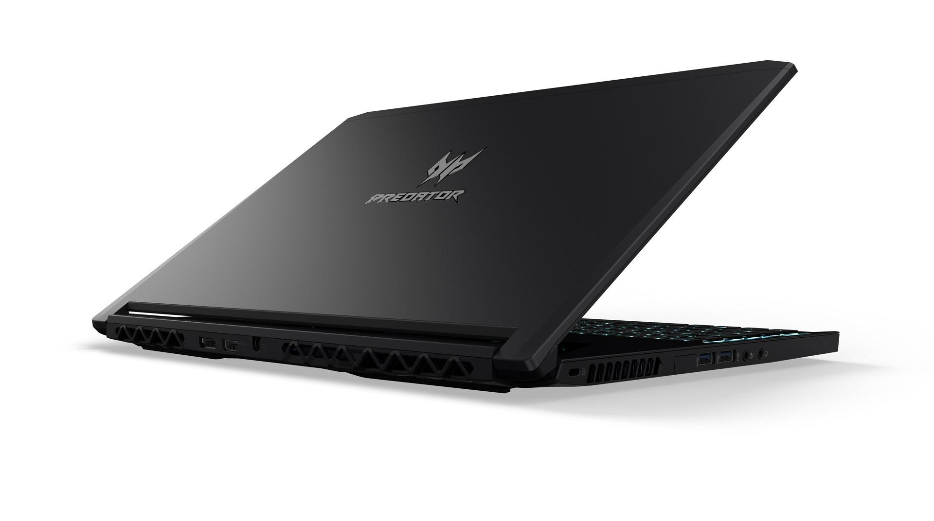 Acer Predator Triton: Gaming-Notebook