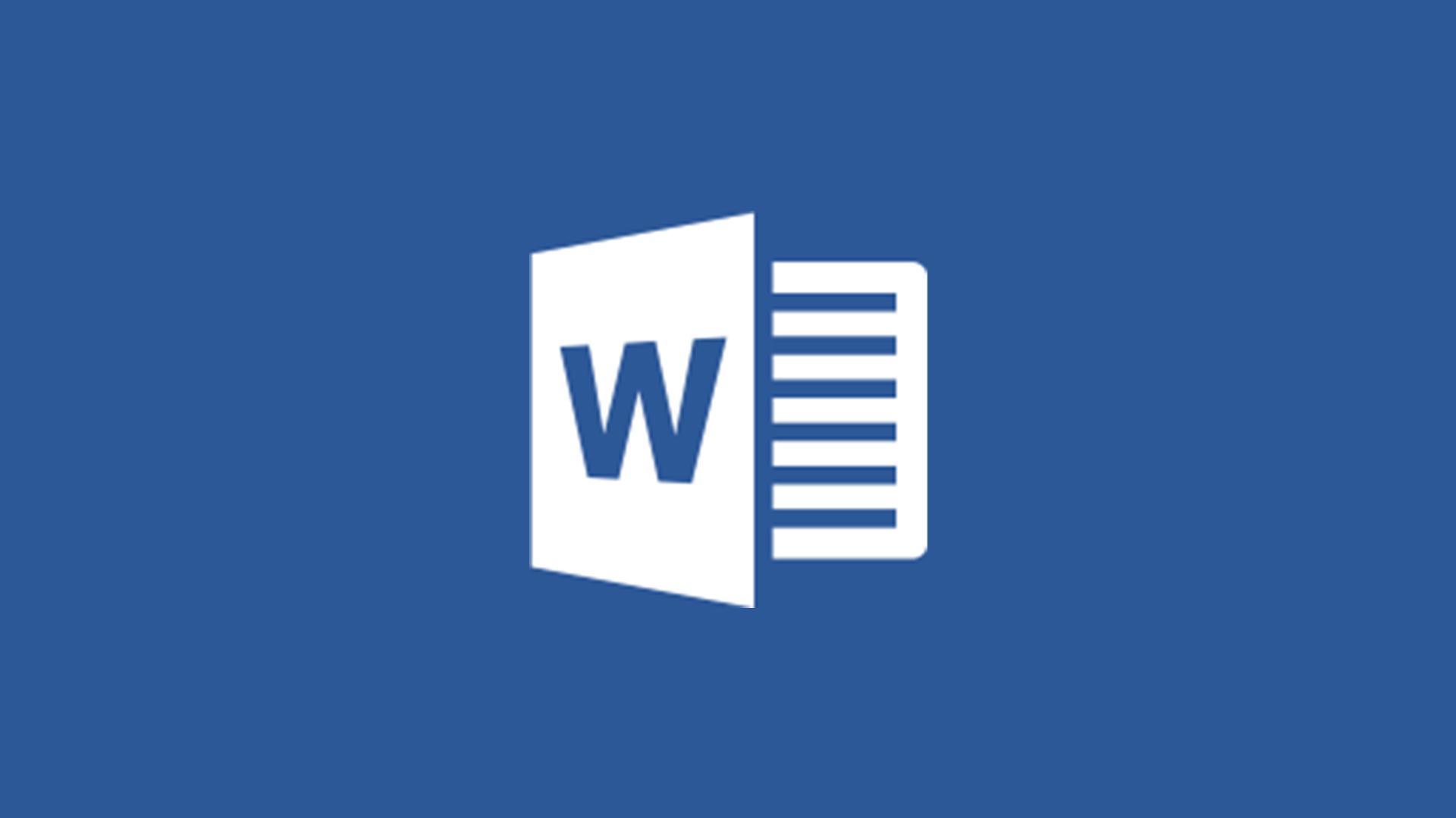 Word Formular erstellen und nutzen