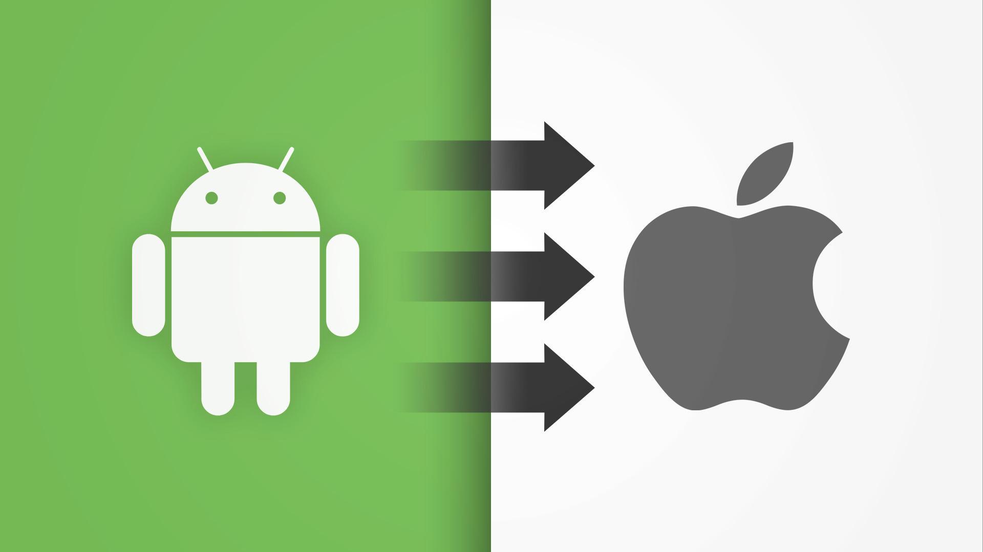 Kontakte Von Android Auf Iphone So Klappt S