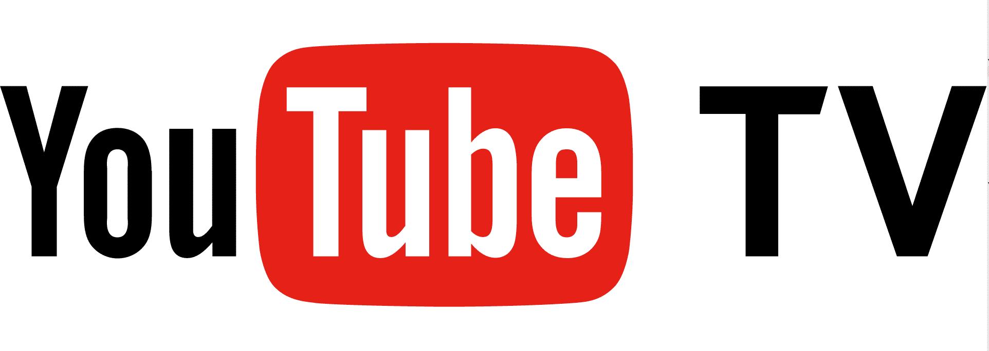 Logo von YouTube TV