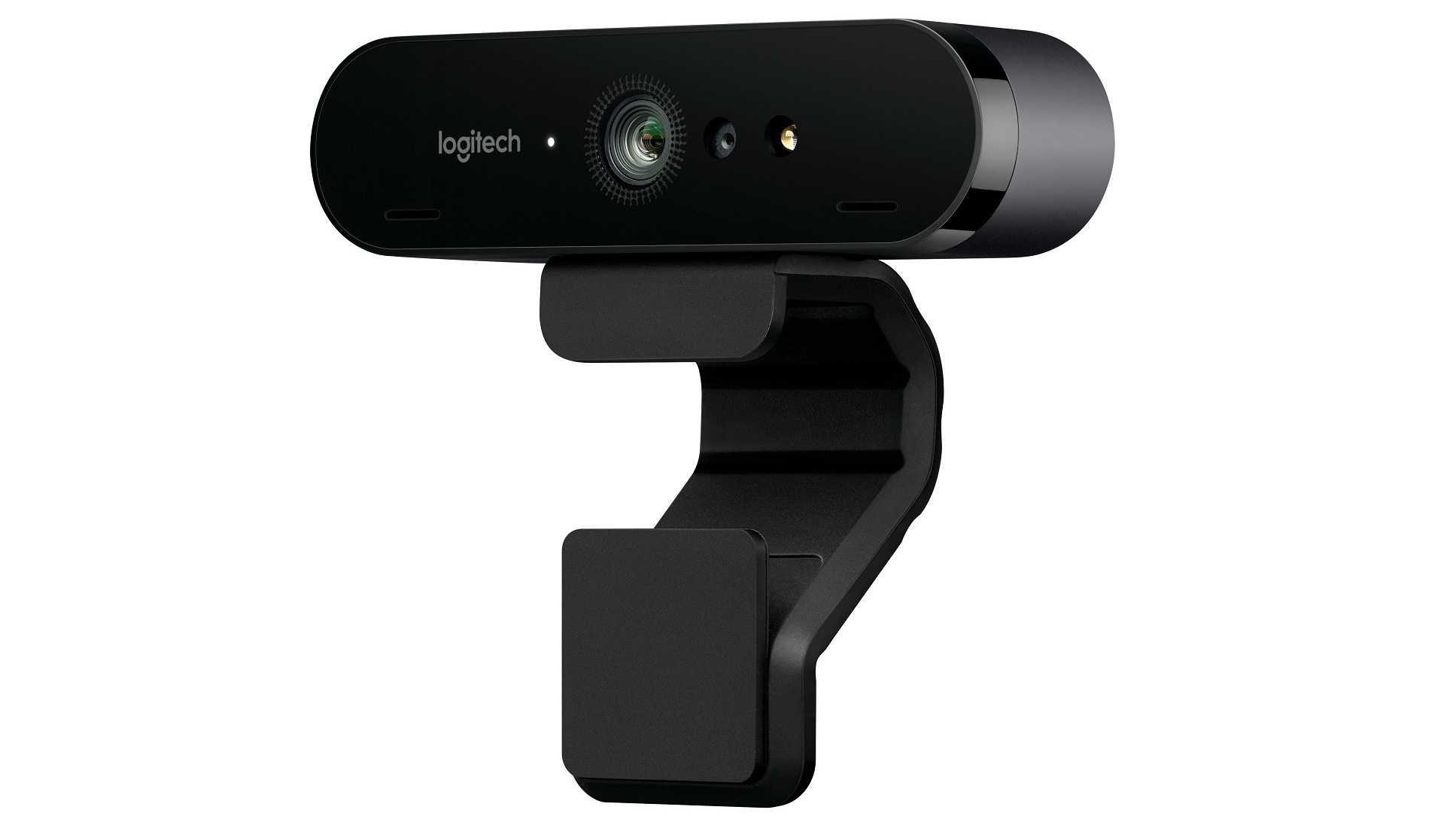Logitech Brio: 4K-Webcam mit Windows-Hello-Unterstützung
