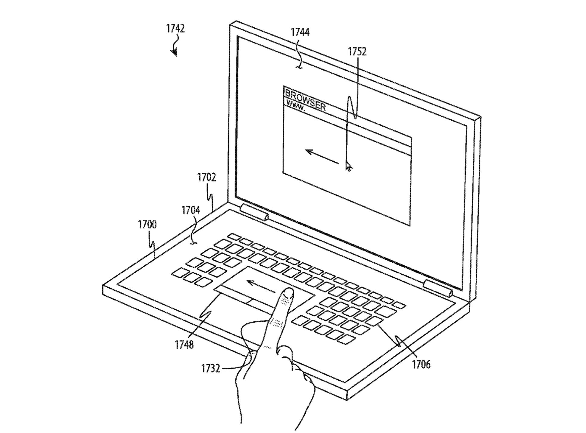 Tastenlose Tastatur