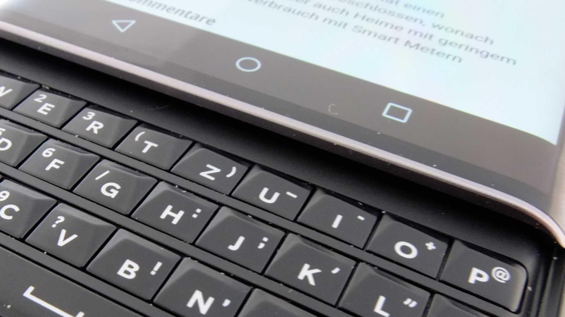 BlackBerry liefert keine Updates mehr für PRIV