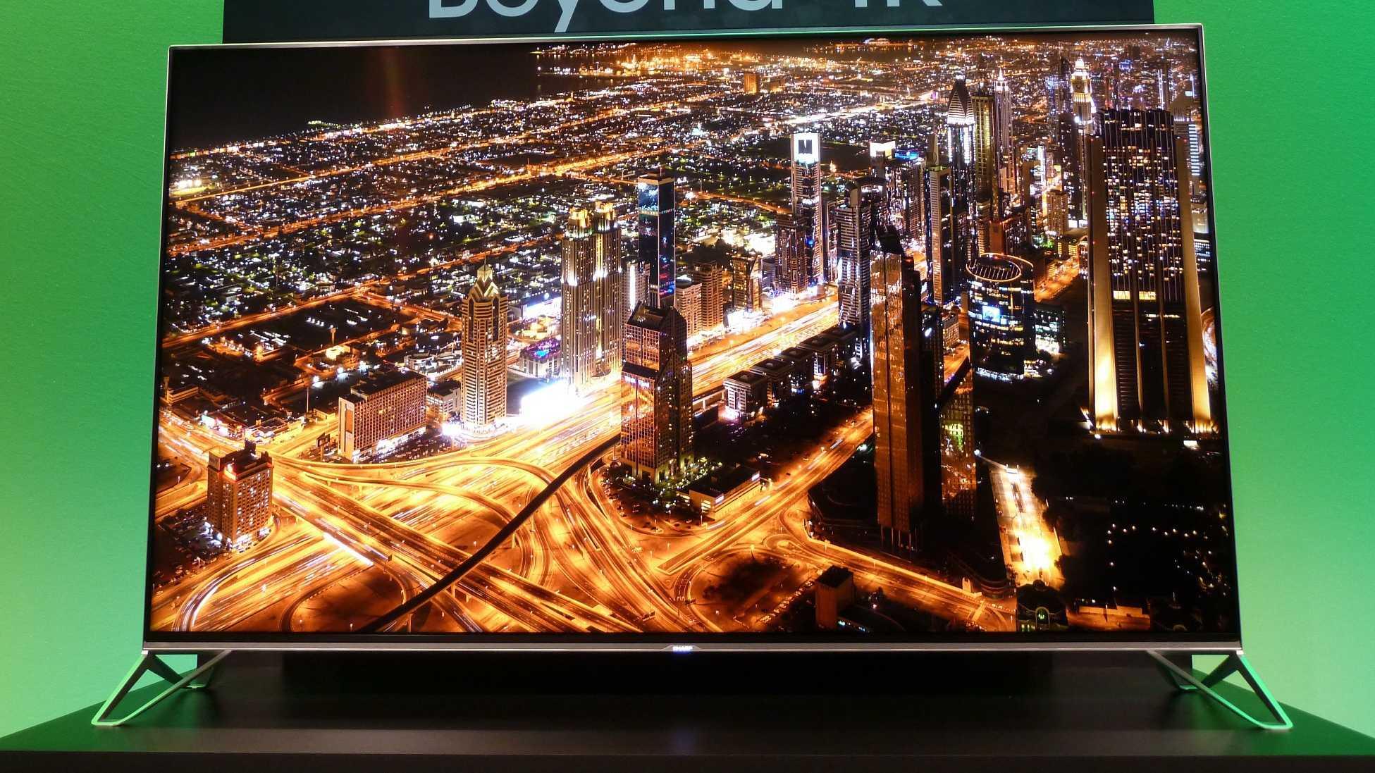 Sharp 8K-Display: LV-85001