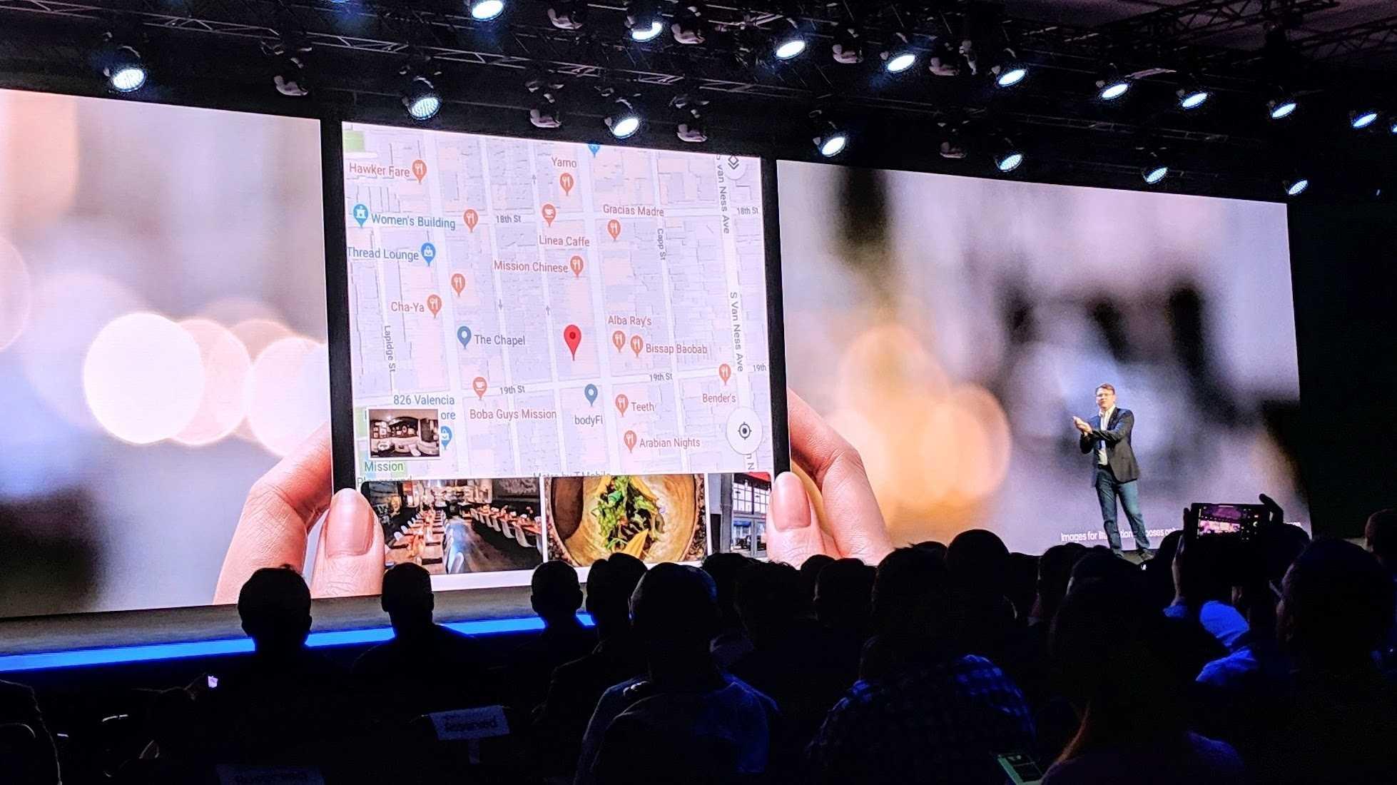 Samsung zeigt 7,3-Zoll-Falt-Handy mit Infinity-Flex-Display