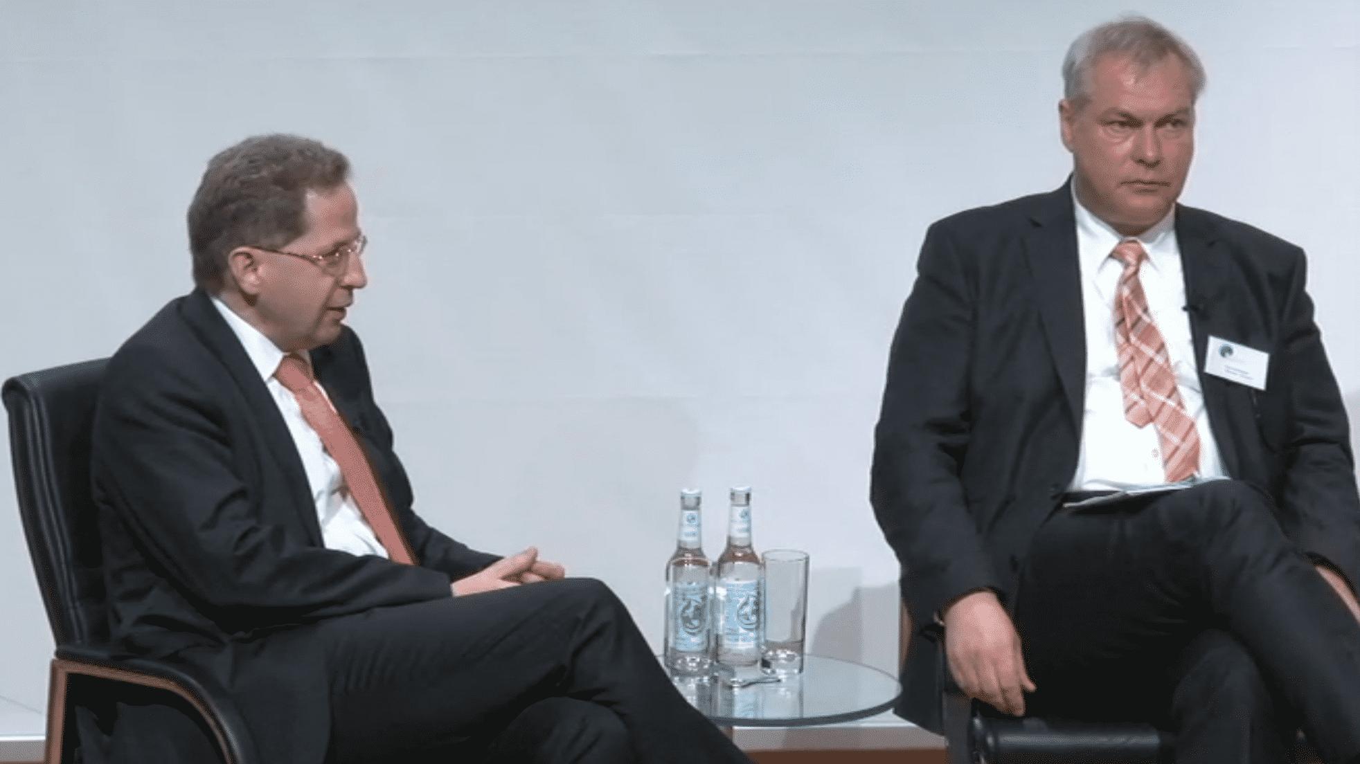 """Cybersicherheit: Verfassungsschutzchef warnt vor """"digitalen Zeitbomben"""""""