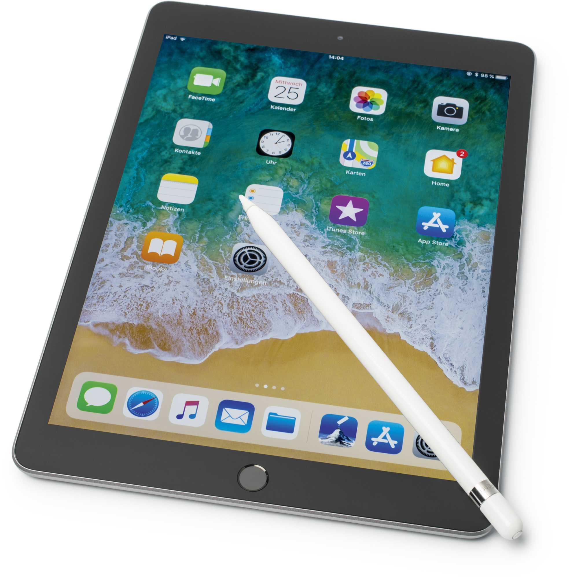 Android, iPadOS, Chrome OS und Windows sind stiftfähig, aber das Tablet muss einen Stift unterstützen.