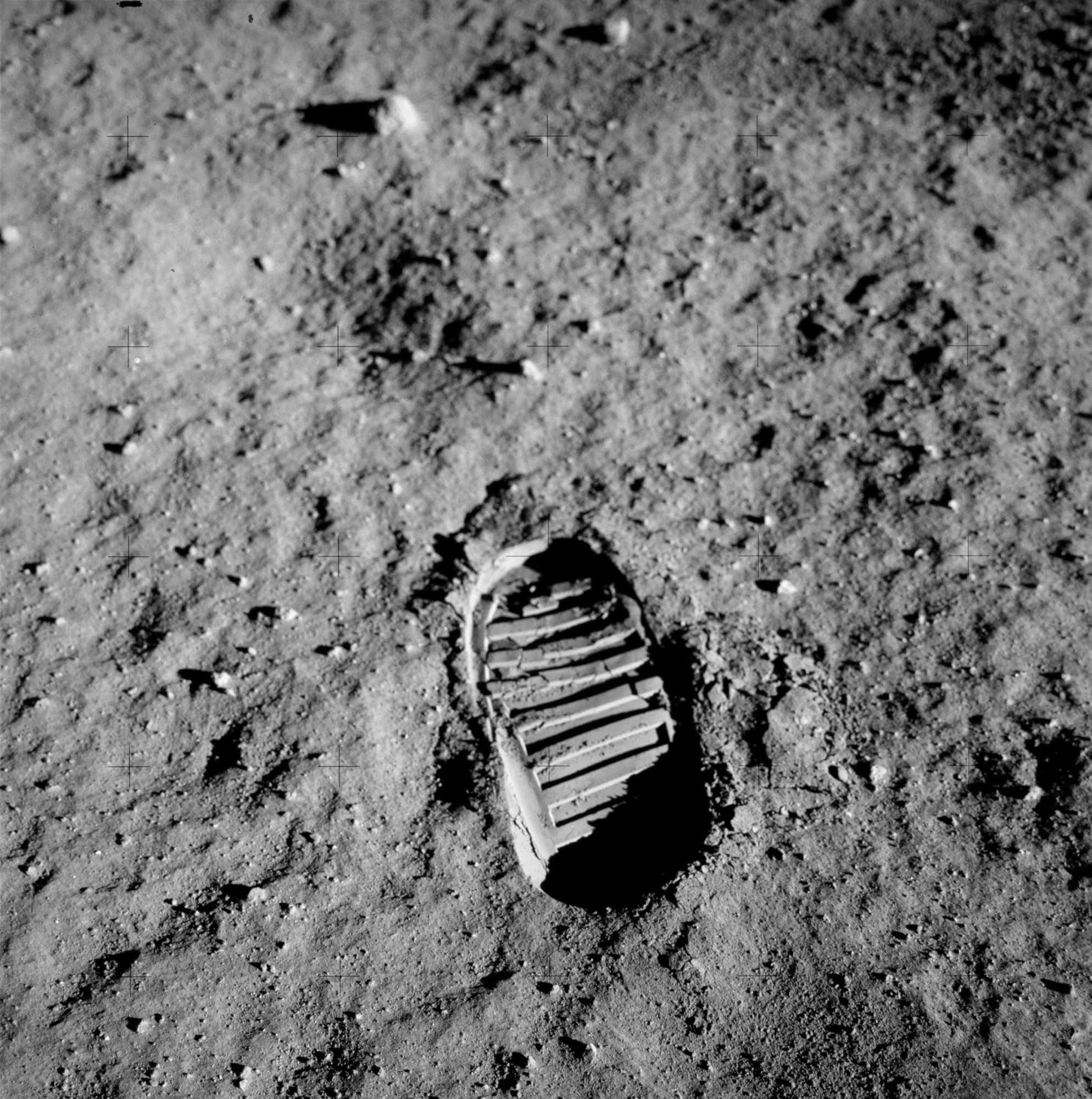 NASA/Buzz Aldrin
