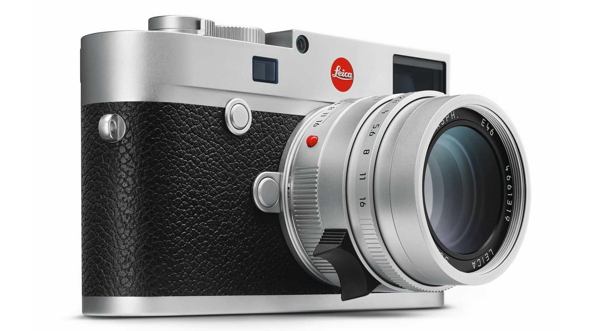 Leica M10: Messsucherkamera mit WLAN und ohne Video