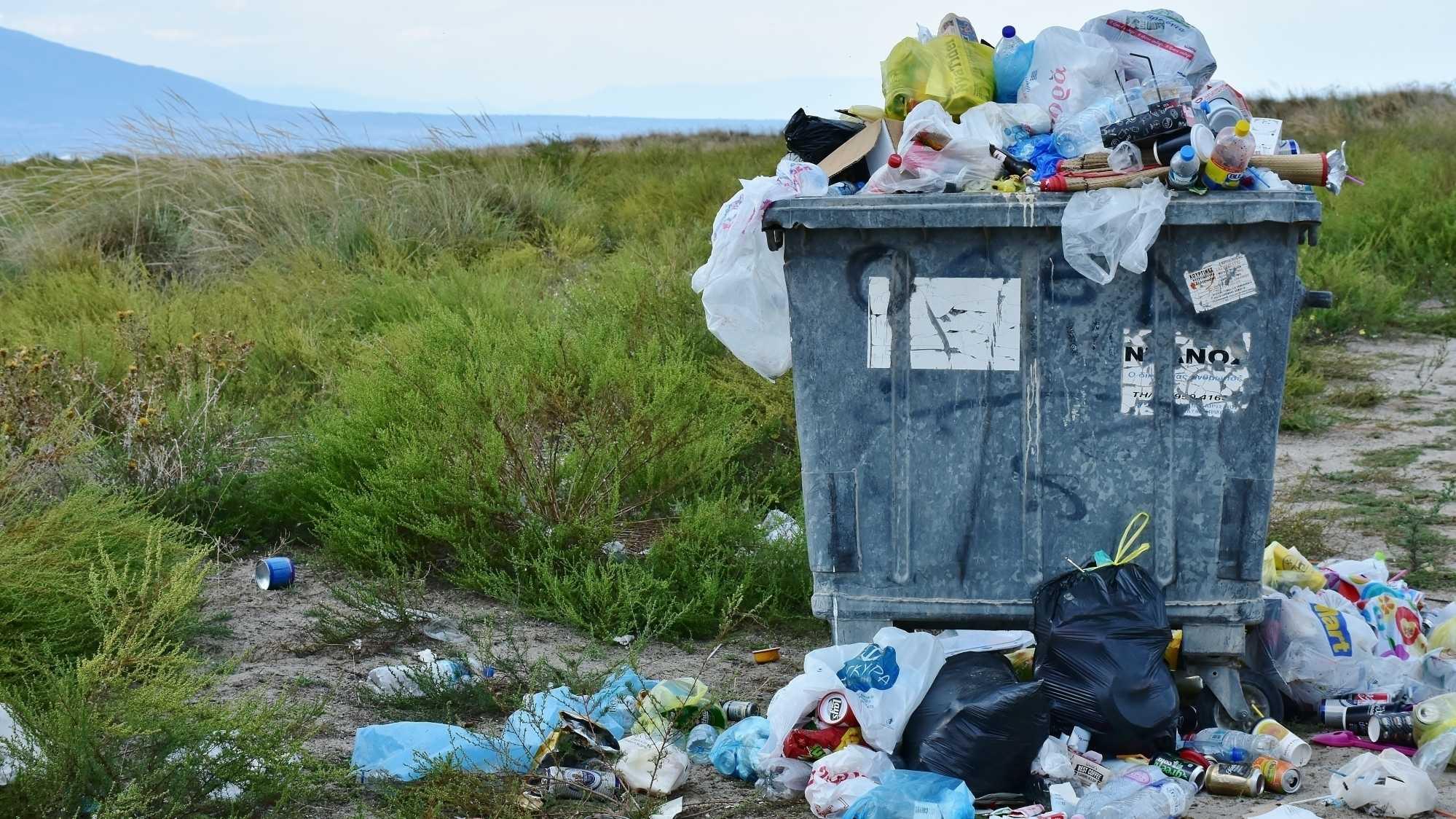 Abfall, Müll, Verpackungen, Plastikmüll