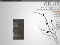 Manjaro Linux Ascella