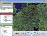 Deutsche Geodaten für Google Earth