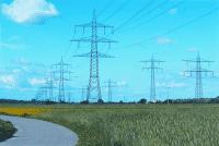 Stromnetz: 380kV-Leitungen im Transportnetz von EnBW