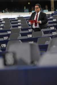 Der Brite Claude Moraes hat den Bericht erstellt.