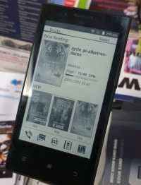 Das Testgerät des polnischen Distributors artaTech ließ sich aufgrund der Sprachbarriere nur schwer bedienen.