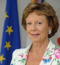 EU-Kommissarion Neelie Kroes