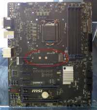 MSI Gaming 5 mit m.2-Slot