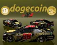 Die Community des Dogecoin gibt Gas beim Sponsoring.