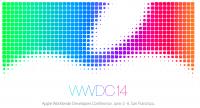 Das 2014er-Motiv zu Apples WWDC