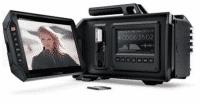Ausklapp-Display im 10-Zoll-Format: Blackmagic URSA