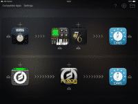 Neue iOS-Geräte sind inzwischen schnell genug, um per Audiobus 2 mehrere Spuren parallel zu routen.