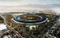So soll Apples Campus 2 eines Tages aussehen.