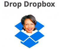 Protestaufruf von Dropbox-Nutzern