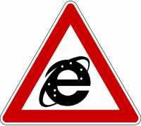BSI rät vom Internet Explorer ab