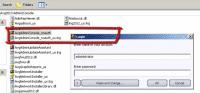 Gefälschte Client-Authentifizierung