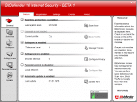 Bitdefender-10-Beta-Screenshot