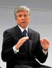 Bill McDermott, mittlerweile alleiniger CEO von SAP