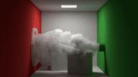 Der Cycles-Renderer von Blender 2.71 unterstützt jetzt auch volumetrische Effekte.