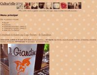 Stein des Anstoßes: Eine Restaurantkritik im Blog der Beklagten.