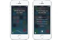 Siri unter iOS 7.