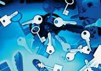 Kryptographie braucht Schlüssel.