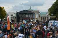 """Demonstration """"Freiheit statt Angst"""" in Berlin"""