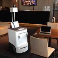 robotischer Drucker