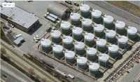 Tanks auf dem J.F.K.-Flughafen